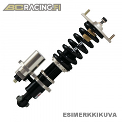 BC RACING ZR ALUSTASARJA D-107 (True Coilover) (TRACK)